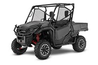 2018 Honda Pioneer 1000 Limited Edition