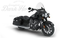 2018 Indian INDIAN SPRINGFIELD® DARK HORSE®
