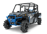 2018 Polaris Ranger Crew XP1000 EPS High Lifter Edition