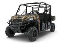 2018 Polaris Ranger Crew XP1000 EPS