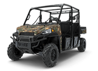 2018 Polaris Ranger Crew XP900 EPS