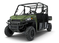 2018 Polaris Ranger Crew XP900