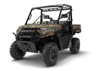 2018 Polaris Ranger XP1000 EPS