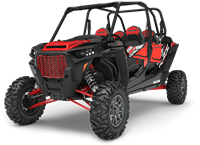 2018 Polaris RZR XP 4 Turbo EPS DYNAMIX Edition