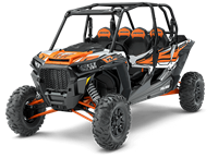 2018 Polaris RZR XP 4 Turbo EPS
