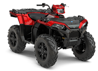 2018 Polaris Sportsman 850 SP