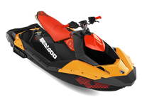2018 Sea-Doo SPARK TRIXX 3-Up