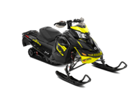 2018 Ski-Doo MXZ X-RS IRON DOG 600 H.O. E-Tec
