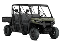 2019 Can-Am Defender MAX DPS HD8