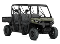 2019 Can-Am Defender MAX HD8