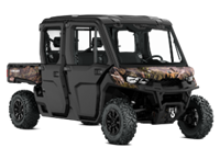 2019 Can-Am Defender MAX XT CAB HD10