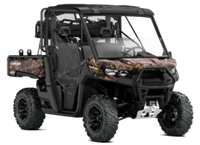 2019 Can-Am Defender Mossy Oak Hunting Edition HD10
