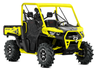 2019 Can-Am Defender X MR HD10