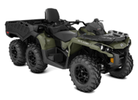 2019 Can-Am Outlander MAX 6x6 DPS 650