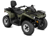 2019 Can-Am Outlander MAX DPS 570