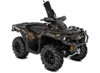 2019 Can-Am Outlander Mossy Oak Hunting Edition 1000R