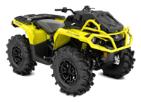 2019 Can-Am Outlander X MR 850