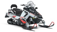 2019 Polaris 550 INDY® LXT White Lightning