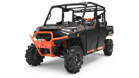 2019 Polaris RANGER CREW® XP 1000 EPS High Lifter Edition