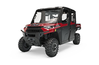 2019 Polaris RANGER CREW® XP 1000 EPS Northstar HVAC Edition