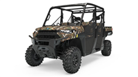 2019 Polaris RANGER CREW® XP 1000 EPS Premium with Ride Command