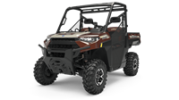 2019 Polaris RANGER® XP 1000 EPS 20th Anniversary Limited Edition