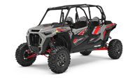 2019 Polaris RZR XP® 4 Turbo DYNAMIX Edition