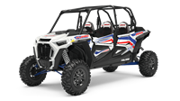 2019 Polaris RZR XP® 4 Turbo LE
