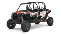 2019 Polaris RZR XP® 4 Turbo