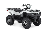 2019 Suzuki KingQuad 500AXi Power Steering SE