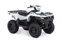 2019 Suzuki KingQuad 500AXi Power Steering