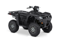 2019 Suzuki KingQuad 750AXi Power Steering SE+