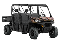 2020 Can-Am DEFENDER MAX DPS HD8