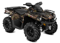2020 Can-Am OUTLANDER MOSSY OAK EDITION 450