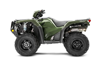 2020 Honda FOURTRAX FOREMAN RUBICON 4x4 AUTOMATIC DCT EPS