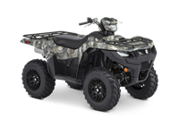 2020 Suzuki KingQuad 500AXi Power Steering SE Camo