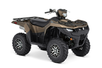 2020 Suzuki KingQuad 500AXi Power Steering SE+
