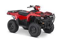 2020 Suzuki KingQuad 500AXi Power Steering with Rugged Package