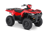 2020 Suzuki KingQuad 750AXi Power Steering
