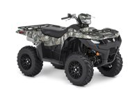 2020 Suzuki KingQuad 750AXi Power Steering SE Camo