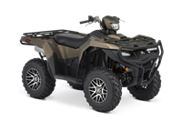 2020 Suzuki KingQuad 750AXi Power Steering SE+ with Rugged Package