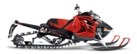 2021 Arctic Cat M 8000 HARDCORE ALPHA ONE