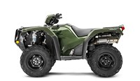 2021 Honda FOURTRAX FOREMAN RUBICON 4X4 AUTOMATIC DCT EPS