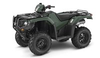 2021 Honda FOURTRAX FOREMAN RUBICON 4X4 AUTOMATIC DCT