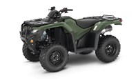 2021 Honda FOURTRAX RANCHER 4X4 AUTOMATIC DCT IRS