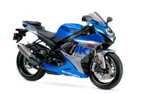 2021 Suzuki GSX-R750 100th Anniversary Edition