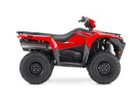 2021 Suzuki KingQuad 750AXi Power Steering