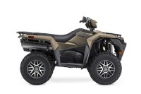 2021 Suzuki KingQuad 750AXi Power Steering SE+
