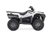 2021 Suzuki KingQuad 750AXi Power Steering SE