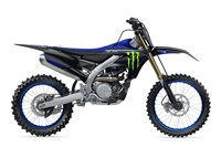 2021 Yamaha YZ450F MONSTER ENERGY YAMAHA RACING EDITION